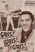 GIRLS! GIRLS! GIRLS! (IFB 6441) - ELVIS PRESLEY / STELLA STEVENS /LAUREL GOODWIN