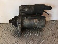VOLKSWAGEN GOLF TOURAN Starter Motor 1.9 BXE Turbo Diesel 04-09 02Z911023H