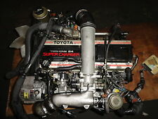 JDM 86-92 Toyota 1G-GZE Supercharged 2.0L Longblock Engine