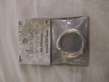 The Jewelry Shop 925 Sterling Silver 20 Gauge 4 Grams Wire retail $17.99
