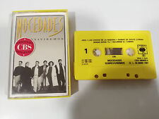 MOCEDADES SOBREVIVIREMOS CINTA TAPE CASSETTE CBS 1987 SPANISH EDIT