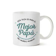 Tazas regalos originales  para PAPA con caja estilo regalo envio 24/48h penin
