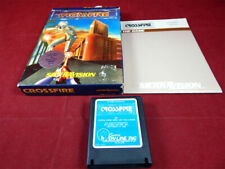 Atari XL: Crossfire - Sierra On-Line 1982