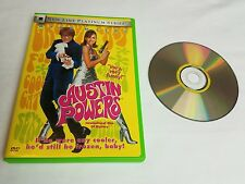 Austin Powers: International Man of Mystery (DVD, 1997) free shipping
