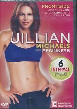 Jillian Michaels Frontside For Beginners DVD NEW 6 interval training circuits