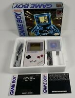 Original Nintendo Gameboy DMG-01 Video Game System 1989 Near-Complete