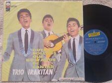 TRIO IRAKITAN Outros Boleros Que Gostamos de Cantar ORIG BRAZIL ODEON LP 1961 EX