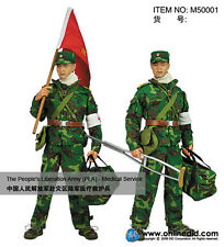 """DID 1/6 Scale 12"""" The Peoples Liberation Army PLA Medical Service Figure M50001"""
