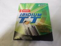 Genuine High performance iridium spark plugs qty 4 IK16TT 4701 very fast shipper