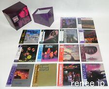 Deep Purple / Japan Mini LP CD X 14 Titel + Promo Box Set - Ritchie Blackmore