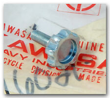KAWASAKI PART 78-82 KL250 KLR250 THROTTLE STOP IDLE SCREW 92049-1086 QTY.1 NOS