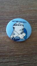 Van halen mcmlxxxiv band group vintage SMALL LITTLE BUTTON rock music