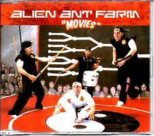 ALIEN ANT FARM - MOVIES - 2001 4 TRACK VIDEO ENHANCED CD SINGLE - MINT