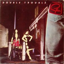 GILLAN 'DOUBLE TROUBLE' UK DOUBLE LP