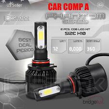 80W 9000LM Flip COB Chip LED Kit 6000K 6K Light Bulbs Fog Lights H10 9145 9140