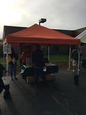 ShelterLogic 10 ft x 10 ft Straight leg Popup canopy