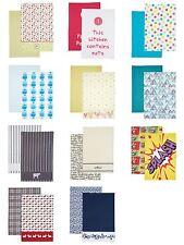 Kitchen Craft 100% Cotton 70cm x 47cm Tea Towels with Hanging Loop Set of 2