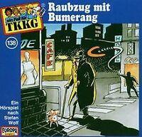 TKKG - Folge 138: Raubzug mit Bumerang von Tkkg 138 | CD | Zustand gut