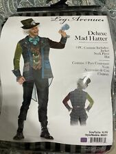 Leg Avenue 86691 Deluxe Mad Hatter Costume XL