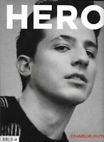 Charlie Puth Hero Magazine Finn Wittrock Aaron Carpenter Nile Wilson Fashion .