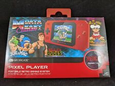 Data East Classics Pixel Player Portable Retro Gaming System 300 Games