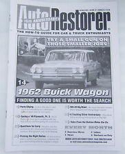Auto Restorer Classic Car Oct 2004 How-To Guide Magazine 1962 Buick Wagon