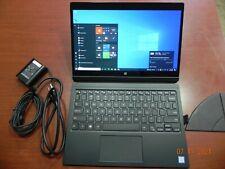 """Dell Latitude 7275 2-in-1, 12.5"""" m7-6Y75 @1.2 GHz 8GB RAM, 256GB SSD"""