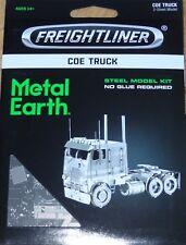 COE Truck Freightliner Metal Earth 3D Laser Cut Metal Model MMS145 Fascinations