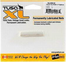 "GRAPH TECH TUSQ XL SLOTTED EPIPHONE NUT 1/4"" PQL-6060-00"