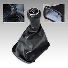 5 Speed Gear Shift Knob Gaiter Gaitor Boot for AUDI A6 C5 1997 98 1999-2003 2004