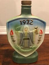 Vintage Jim Beam Collectible Bottle Land of Hansel & Gretel Germany 1972 Munchen