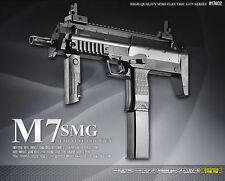 Academy M7 SMG SEMI AUTOMATIC ELECTRIC Gun Airsoft Gun #17402