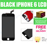 Para IPHONE 6 Pantalla LCD Digitalizador Reemplazo Original OEM Negro A1549 UK