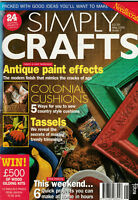 SIMPLY CRAFTS Magazine May 1995 (Issue 7)