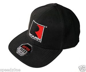 ROUSH PERFORMANCE  FLEX FIT HAT IN BLACK SOLD EXCLUSIVELY HERE LICENSED BY FORD