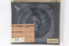 2CD OZZY OSBOURNE Live Loud SRCS6763 SONY JAPAN