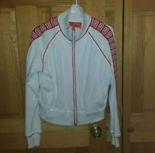 EckoRed by Marc Ecko, Women's Size Medium, White & Red Zip-Up