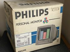 More details for philips cm8833 mkii vintage computer monitor serial rgb