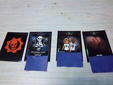 Gears Of War 4 Gear Pack sticker, t-shirt, swarm emblem, rare dodgeball victory