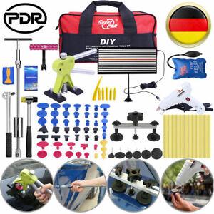 PDR Dellenlifter Ausbeulwerkzeug KFZ Delle Entfernung Reparatur Gleithammer Kit