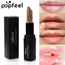 POPFEEL Lip Scrub Cosmetic Remove Dead Skin Lipstick Care Beauty Lip Exfoliator