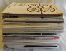 Box O Manuals # 71 Ge Data Sheets Assorted 4426 to 4698