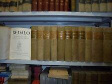 OFFERTA! DEDALO. RASSEGNA D'ARTE. 12 annate, Ugo Ojetti, 1920