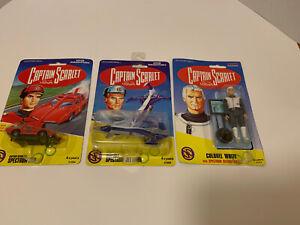 "Captain Scarlet Action Figure Jet pack 12/"" 1//6 VIVID BIG CHIEF 3D Printed"