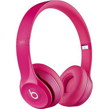 Beats by Dr. Dre Solo2 Headband Headphones - Pink