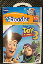V.Reader TOY STORY 3 Reading Learning Game Vtech (3-5 years)