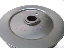 OEM MTD Double Pulley  Part # 756-1214