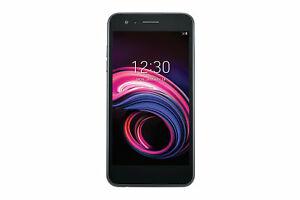 "Brand New - LG Aristo 3 Black - 16GB - 5"" Big Screen - Android Phone - Unlocked"