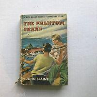 Rick Brant  6 The Phantom Shark Boys Series Adventure Fair Condition