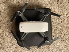 DJI Spark Drone Alpine White Good Condition